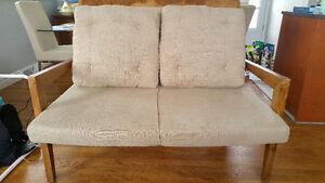 Sofa neuf en bois Artemano