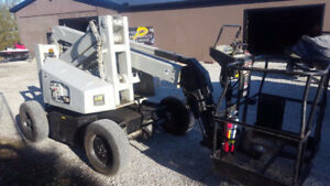 SIMON EAGLE 32/21 EE, ELECTRIC LIFT,BOOM LIFT,ARTICULATED BOOM