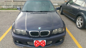 2002 BMW 3 Series 330ci m package sports e46