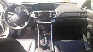 2014 Honda Accord 3000km White pearl