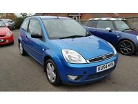 2004 FORD FIESTA 1.4 FLAME 3DR