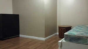 Basement furnished room for rent, all utilities included.