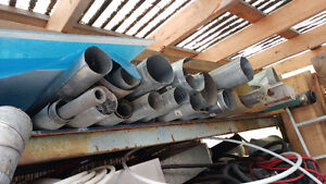 Large Variety of Duct Work