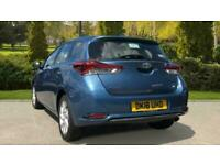 Toyota Auris 1.2T Icon Tech TSS 5dr with To Hatchback Petrol Manual