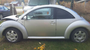 2001 Volkswagen Beetle for parts