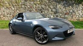 image for Mazda MX-5 2.0 Sport Nav 2dr - Parking Se Convertible Petrol Manual