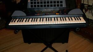 ** Yamaha Portatone Keyboard **