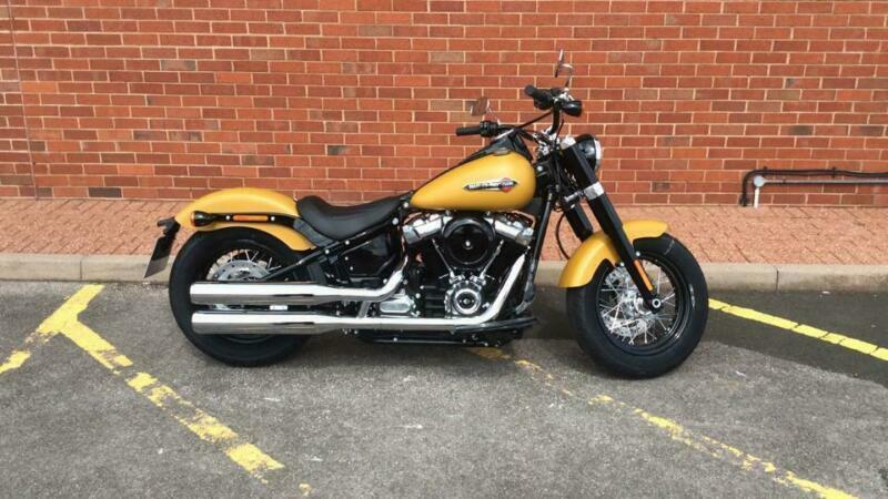Harley-Davidson Softail FLSL Slim   in Aston, West Midlands   Gumtree