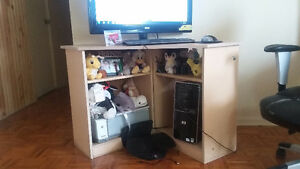 TV Table or can be used as study table (upto you)