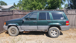 98 Jeep Grand Cherokee Laredo