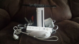 Nintendo Wii Preloaded Over 4000 Games NES SNES N64 ATARI SEGA