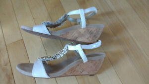 Anne Klein sandals. Never worn.