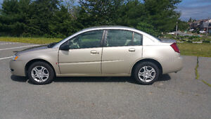 2003 Saturn ION LOW KLM'S Sedan
