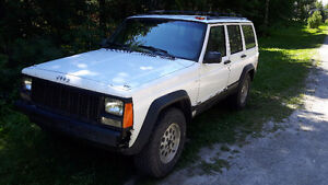 1994 Jeep Cherokee Sport SUV, Crossover