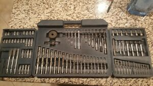 MasterCraft 98 pc Drill Bits