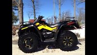 Can am 650