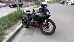 2009 Buell 1125CR Mint condition
