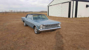 66 Galaxie 18in rims rust free