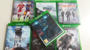 Xbox Games for less