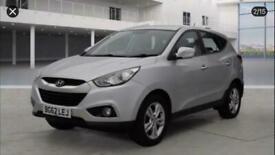 image for 2012 Hyundai Ix35 1.6L STYLE GDI 5d 133 BHP Estate Petrol Manual