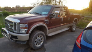 Ford F-250 King Ranch, 6.4 Diesel, Lifted, 4x4