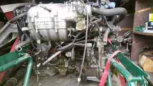 1997 Honda prelude motor and manual transmission