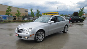 2008 Mercedes-Benz E350, 4 Matic,Glass roof, 3/Y warranty availa