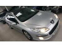 2005 PEUGEOT 407 SW SE LUXURY HDI Silver Manual Diesel