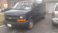 2005 Chevy Express Cargo Van