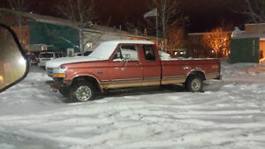 1993-1997 FORD F150 F250 F350 PARTING OUT