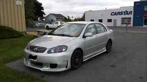 04 Toyota Corolla being parted out!