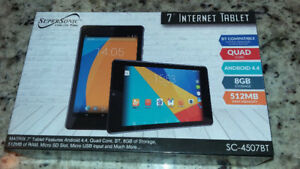SUPERSONIC TABLET Mint condition ***FIRM PRICE***