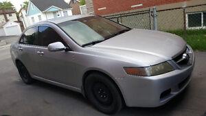 2004 Acura TSX Cuir Autre