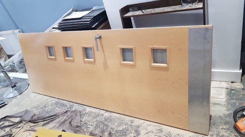 External or kitchen door