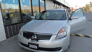 2009 Nissan Altima 2.5 S Sedan NO ACCIDENT,CERTIFIED,E-TESTED,AC