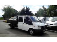 2007 FORD TRANSIT 2.4 TDCI Chassis Cab TDCi 115ps [DRW]