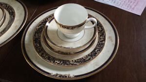 Cornucopia Wedgwood Bone China - PRINCE EDWARD COUNTY - MILFORD