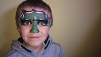 FACE PAINTING and MUCH MUCH MORE!