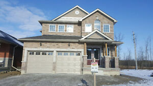 Brand new, beautiful home available for lease