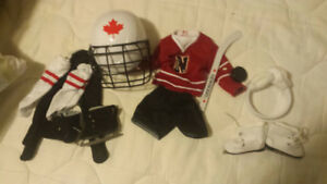 NewBerry Doll Clothes - Hockey & Skating
