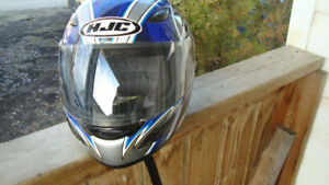 hjc full face helmet size xl