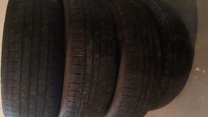 Used Tires: Set of 4