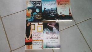livres barbara taylor