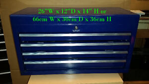 "26"" 4 drawer Tool Chest"