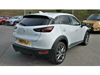 2019 Mazda CX-3 2.0 Sport Nav + 5dr Auto Hatchback Hatchback Petrol Automatic