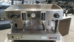 Pre-Owned Wega Atlas 2 Group Commercial Coffee Machine Roselands Canterbury Area Preview