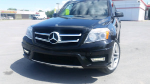Mercedes GLK 350 AMG sport package