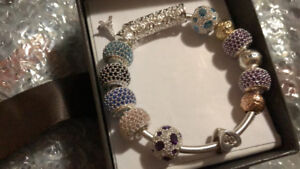 Michael hill brand new charm bangle