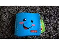 Fisher Price Musical wallet baby toddler toy