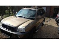 2002 STUNNING FOR YEAR ONLY 1 OWNER LOW MILES Hyundai Santa Fe 2.4